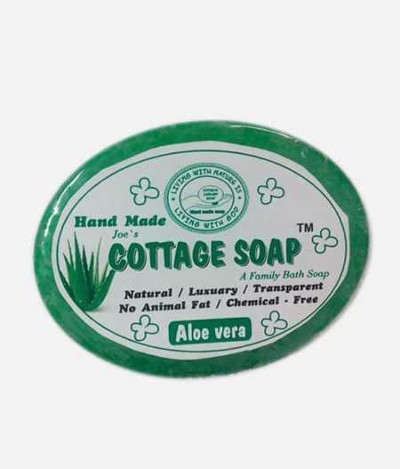 Hand Made Soap (Aloevera) Soapyshopy